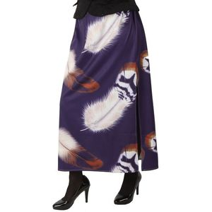 Dámska dlhá sukňa Smashed Lemon vyobraziť