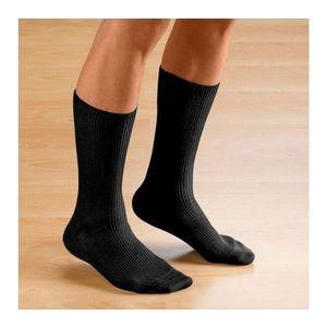 Ponožky, 2 páry čierna 36/38 vyobraziť