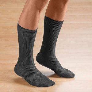 Ponožky, 2 páry sivá 36/38 vyobraziť