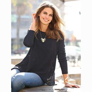 550710bb3b1 Orsay pulóver s rozparkami a perlami (49 kúskov) - ModaModa.sk