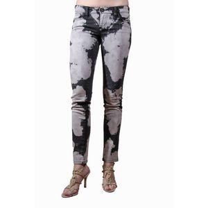 Baby Phat Jeans 4477 - 0 / čierno-šedá vyobraziť
