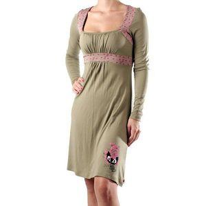 Pussy Deluxe Fiasko Dress - S   zelená (41 kúskov) - ModaModa.sk a250c9c05a1