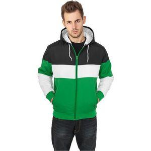 zeleno-čierno-biela vyobraziť