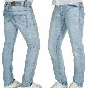 Gov Denim Regular Fit Jeans Sky Blue - 30 / bledomodrá vyobraziť