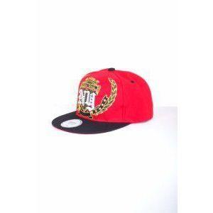REGAL CAP NEW YORK SHINE CAP RED BLACK - 7 1/2 / červeno-čierna vyobraziť