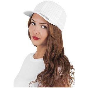 Urban Classics Flexfit Pinstripe White - S/M / bielo-čierna vyobraziť