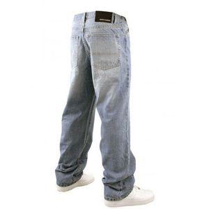 Urban Classics Basic Jeans Blue - 28 / bledomodrá vyobraziť