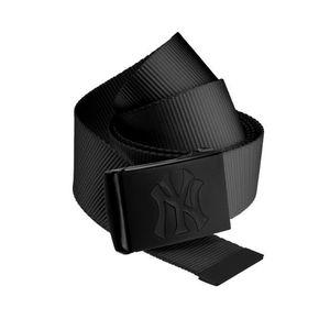 Master Dis MLB Premium Black Woven Belt Single Black - Uni / čierna vyobraziť