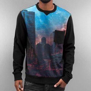 Just Rhyse City Sweatshirt Black - 2XL vyobraziť