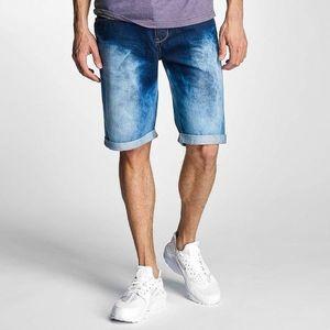 Just Rhyse Dakar Jeans Shorts Dark Blue - M vyobraziť