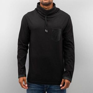 Just Rhyse High Neck Longsleeve Black - L vyobraziť