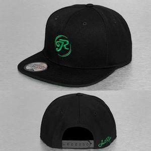 Just Rhyse Logo Snapback Cap Black - Uni vyobraziť