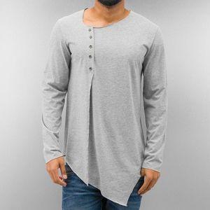 Just Rhyse Zyon T-Shirt Grey - S vyobraziť
