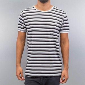 Cazzy Clang Super Stripes T-Shirt White/Black - M vyobraziť
