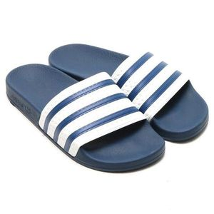 efa28ebbb5128 Šlapky Adidas Adilette Adi blue White Adiblu G16220 - 42 - 8.5 - 8 ...
