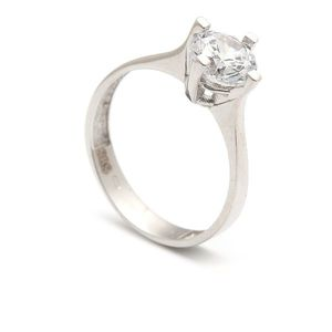 Zlatý zásnubný prsteň JUANITA vyobraziť