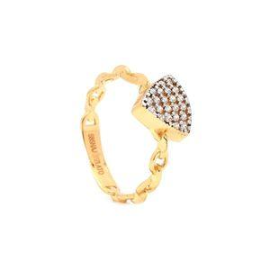 Zlatý dámsky prsteň BAMBER vyobraziť