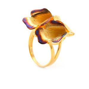 Zlatý prsteň LUANA vyobraziť