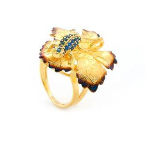 Zlatý prsteň OLYMPOS vyobraziť