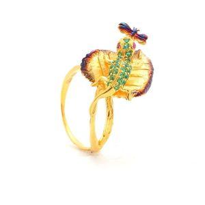 Zlatý prsteň FIRDAUS vyobraziť