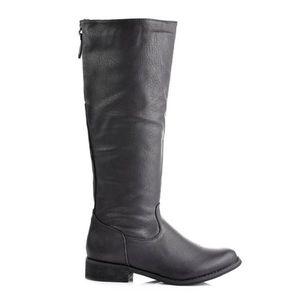 Fascinujúce pohodlné čierne čižmy (35 kúskov) - ModaModa.sk 47832dc8f0b