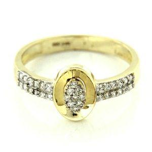 Zlatý prsteň 14275 vyobraziť