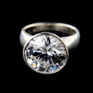 Strieborný prsteň 34342 vyobraziť