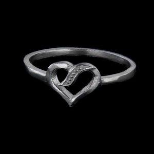 Strieborný prsteň 36054 vyobraziť