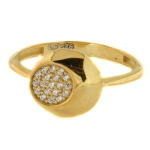 Zlatý prsteň 41416 vyobraziť