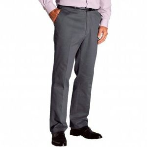 Nohavice s 5 vreckami, dĺžka nohavíc 77cm sivá 44 vyobraziť