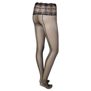 Odolné pančuchové nohavice Daniella Black vyobraziť