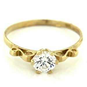 Zlatý prsteň 13498 vyobraziť