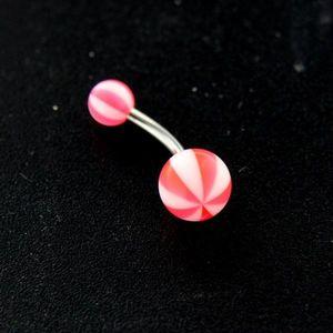 Strieborný piercing 14386 vyobraziť