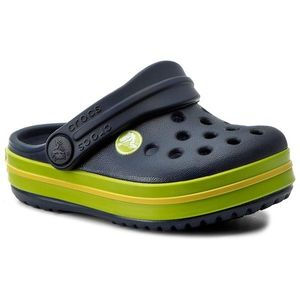 Crocs Šľapky Crocs Winter Clog Navy Charcoal 203766-459 41-42 (32 ... c82aa0f8d24