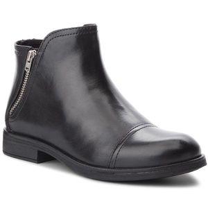 a74d924505 Outdoorová obuv GEOX - J Agata C J8449C 00043 C9999 S Black (34 ...