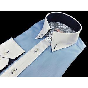 8351425c27ac 30005-DRP-18 Elegantná dámska košeľa - SLIM FIT STRIH. (46 kúskov ...