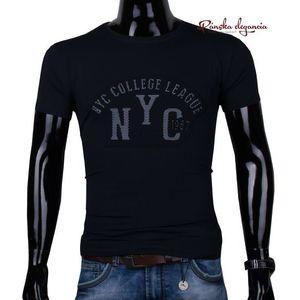 11443-2 Trendové tričko pre pánov. vyobraziť