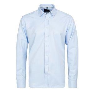 Pánska košeľa v KLASICKOM STRIHU - SalzburgSkyBlueCLASSIC vyobraziť