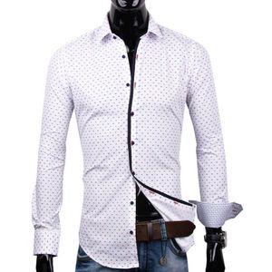 Pánska košeľa so vzorom Di Selentino ZakhyntosCLASSIC vyobraziť