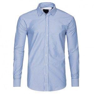 12018-SE-11 Prúžkovaná košeľa v SLIM STRIHU Di Selentino - BrusselsSLIM vyobraziť