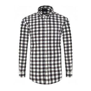 Flanelová košeľa v SLIM STRIHU Di Selentino - GlasgowSlim vyobraziť