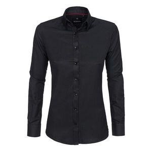 Čierna dámska košeľa Di Selentino CanadaCLASSIC vyobraziť