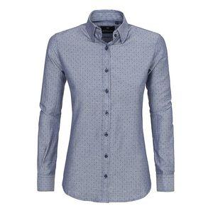 a098c7137d6e Vzorovaná dámska košeľa v klasickom strihu - SpainCLASSIC