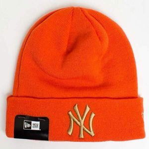 11cef6e15 New Era 9Fifty MLB League Esential NY Yankees Yellow - S/M (35 ...