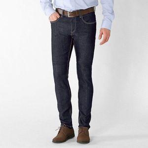 džínsy Rica Lewis, vn. dľžka 85cm tmavá modrá 38 vyobraziť