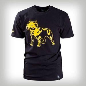 Amstaff tričko - 2XL / čierna vyobraziť