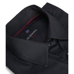 Čierna dámska košeľa Di Selentino Canada - Slim fit vyobraziť
