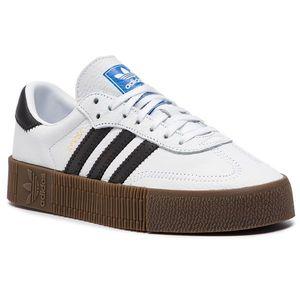 Adidas Sambarose-6 čierne B28156-6 (37 kúskov) - ModaModa.sk ba01b830cb5