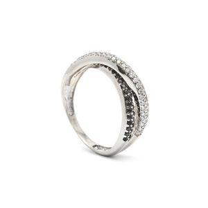 Zlatý dámsky prsteň BELTIS white vyobraziť