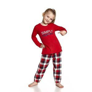 Dievčenské pyžamo 972/46 Simply together vyobraziť